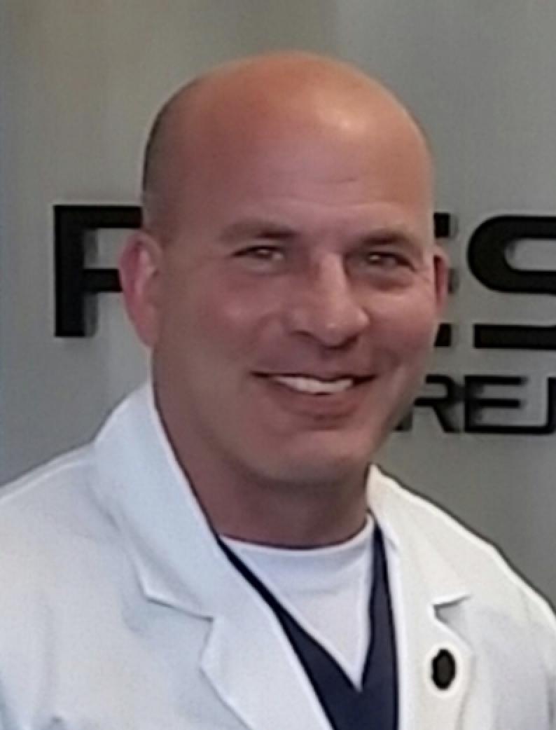 Dr. Darin Jackson